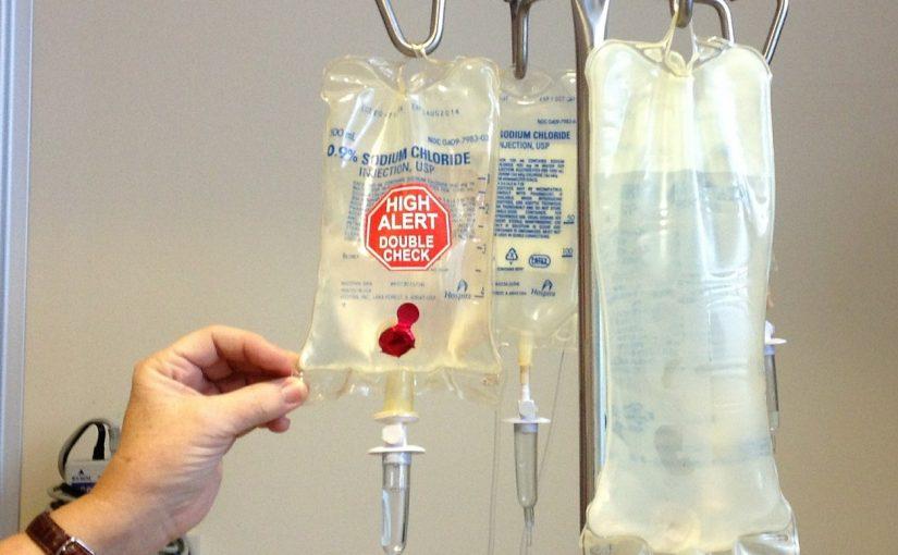Bijwerkingen van chemotherapie bij borstkanker.