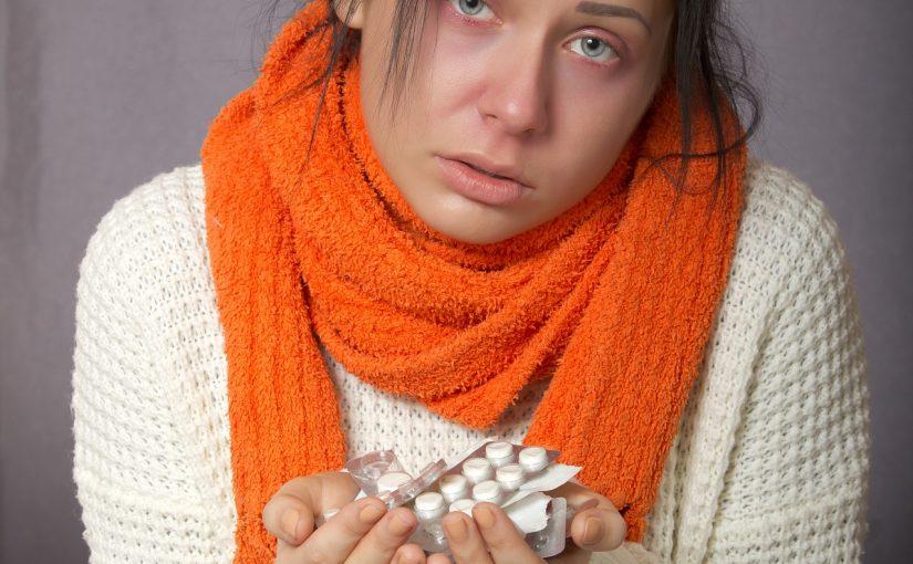 De winter komt eraan. En dat betekent: verkoudheid.