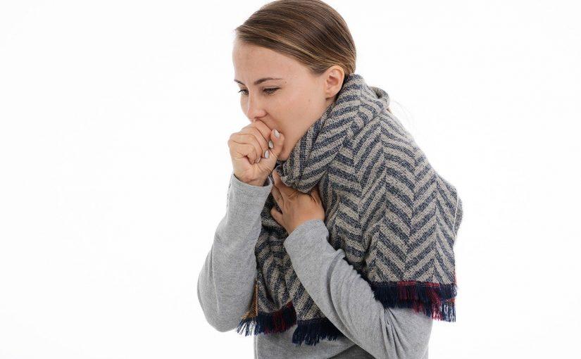 Hoesten en de homeopathische behandeling.